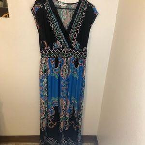 Olivia Matthews Dress 1X